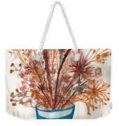 Shaylynne And Vaughn's Bouquet Weekender Tote Bag