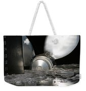 She Waits Weekender Tote Bag