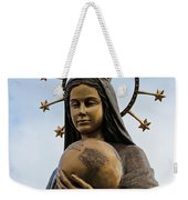 She Watches Over The World Weekender Tote Bag