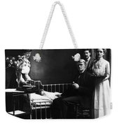 She Will Get Better Weekender Tote Bag