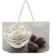Shea Butter And Nuts  Weekender Tote Bag