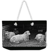 Sheep 2 Weekender Tote Bag