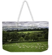 Sheep And More Sheep Weekender Tote Bag