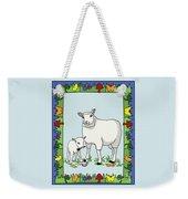 Sheep Artist Sheep Art II Weekender Tote Bag