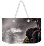 Sheep Falls Mist Weekender Tote Bag
