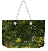 Sheep Grazing Weekender Tote Bag