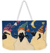 Sheep In Hats Weekender Tote Bag