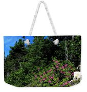 Sheep Laurel Shrub Weekender Tote Bag
