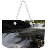 Sheep River Falls Alberta Canada 1 Weekender Tote Bag