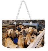 Sheeps Enclosure Weekender Tote Bag