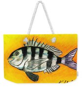 Sheeps Head Weekender Tote Bag