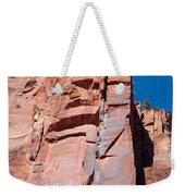 Sheer Canyon Walls Weekender Tote Bag