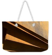 Sheets Of Iron Weekender Tote Bag