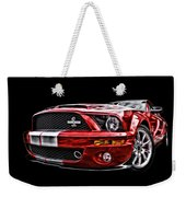 Shelby On Fire Weekender Tote Bag