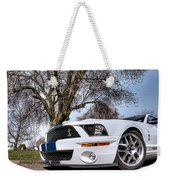 Shelby On The Village Green Weekender Tote Bag
