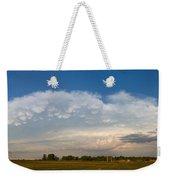 Shelf Cloud Mamacumulus Leading Edge  Weekender Tote Bag