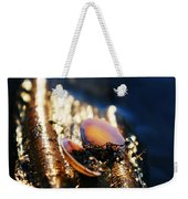 Shell By The River Weekender Tote Bag