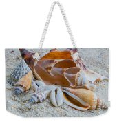 Shell Collectors Dream Weekender Tote Bag