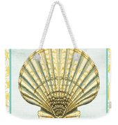 Shell Finds-a Weekender Tote Bag