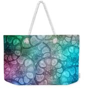 Shell Fossils Weekender Tote Bag