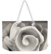 Shell On Cozumel Weekender Tote Bag