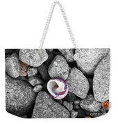 Shell On The Shore 2 Weekender Tote Bag