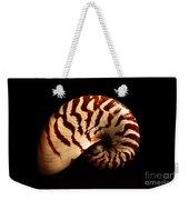 Shell Pose  Weekender Tote Bag