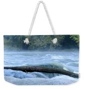Shell Rock Rapids Two Weekender Tote Bag