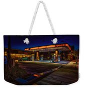 Shell Station Weekender Tote Bag