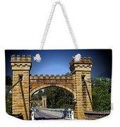 Shellhaven Bridge Weekender Tote Bag