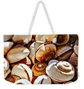Shells Galore Weekender Tote Bag