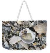 Shells In Shells 1 Weekender Tote Bag