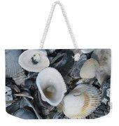 Shells In Shells 2 Weekender Tote Bag