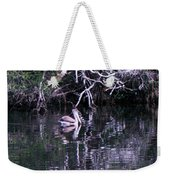 Shelter Beneath The Roots Weekender Tote Bag
