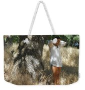Sheltered From The Heat Weekender Tote Bag