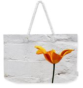 Seriously Orange - Sheltered Weekender Tote Bag