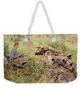 Shepherds Weekender Tote Bag