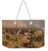 Sheridan's Final Charge At Winchester Weekender Tote Bag by American School