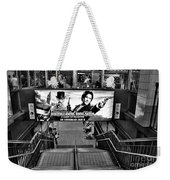 Sherlock Holmes At The Station Weekender Tote Bag