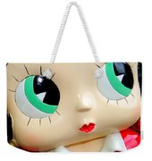 She's Got Betty Boop Eyes Weekender Tote Bag