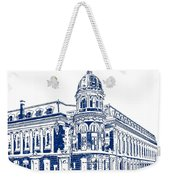 Shibe Park 2 Weekender Tote Bag by John Madison