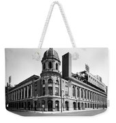 Shibe Park In Black And White Weekender Tote Bag