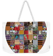 Shield Armour Yin Yang Showcasing Navinjoshi Gallery Art Icons Buy Faa Products Or Download For Self Weekender Tote Bag
