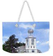 Shiloh Chapel Durham Maine Weekender Tote Bag