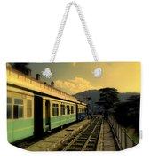 Shimla Railway Station Weekender Tote Bag