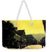 Shimla Weekender Tote Bag