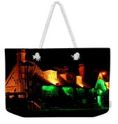 Shimla At Night Weekender Tote Bag
