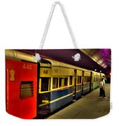 Shimla Toy Train Weekender Tote Bag
