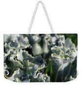 Shimmer In The Forest Of Dew Weekender Tote Bag