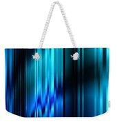 Shimmering Curtain Weekender Tote Bag